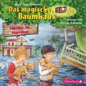 Das magische Baumhaus - Helden im Hurrikan, 1 Audio-CD Cover