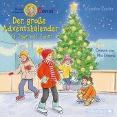 Der große Adventskalender, 2 Audio-CDs