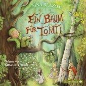 Ein Baum für Tomti, 2 Audio-CDs Cover