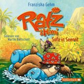 Sofa in Seenot, 1 Audio-CD Cover