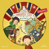 Die Schule der magischen Tiere - Wo ist Mr. M? Das Hörspiel, 1 Audio-CD Cover