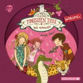 Die Schule der magischen Tiere - Voll verknallt! Das Hörspiel, 1 Audio-CD Cover