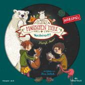 Die Schule der magischen Tiere - Versteinert! Das Hörspiel, 1 Audio-CD Cover