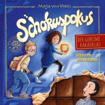 Schokuspokus - Der geheime Kakaoklau, 1 Audio-CD