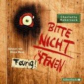 Bitte nicht öffnen - Feurig!, 2 Audio-CDs Cover