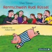 Rennschwein Rudi Rüssel, 2 Audio-CDs