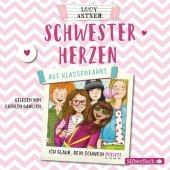 Schwesterherzen - Auf Klassenfahrt, 2 Audio-CDs Cover