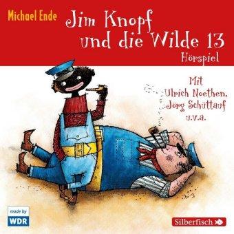 Jim Knopf und die Wilde 13 - Das WDR-Hörspiel, 3 Audio-CDs