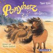 Ponyherz - Ponyherz im Sturm, 1 Audio-CD