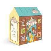 Die Schule der magischen Tiere - Meine große Hörbuchbox, 10 Audio-CDs Cover