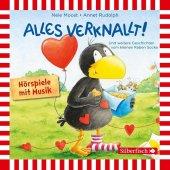 Alles verknallt!, Alles wach?, Alles gelernt!, 1 Audio-CD Cover