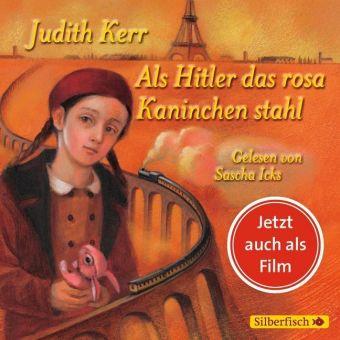 Als Hitler das rosa Kaninchen stahl - Filmausgabe, 5 Audio-CDs