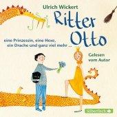 Ritter Otto, eine Prinzessin, eine Hexe, ein Drache und ganz viel mehr ..., 1 Audio-CD Cover