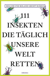 111 Insekten, die täglich unsere Welt retten Cover
