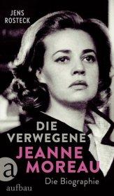 Die Verwegene. Jeanne Moreau Cover
