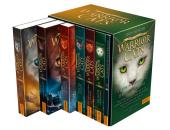 Warrior Cats. Zeichen der Sterne, 6 Bde. Cover