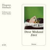 Drei, 6 Audio-CD Cover