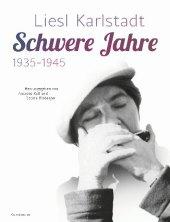Liesl Karlstadt - Schwere Jahre Cover