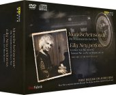Mondscheinsonate - Die Volkspianistin Elly Ney / Elly Ney performs Ludwig van Beethoven, 1 DVD + 2 Audio-CDs