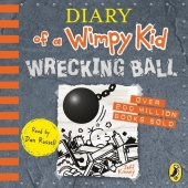 Diary of a Wimpy Kid - Wrecking Ball, 1 Audio-CD