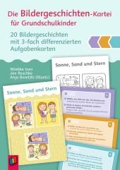 Die Bildergeschichten-Kartei für Grundschulkinder