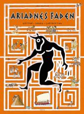 Ariadnes Faden Cover