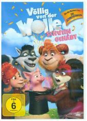 Völlig von der Wolle: Schwein gehabt!, 1 DVD Cover