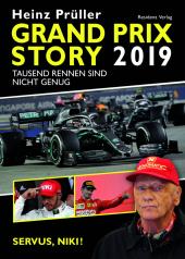 Grand Prix Story 2019 Cover