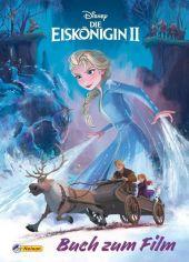 Disney Die Eiskönigin II - Das Buch zum Film Cover