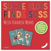 Suche Kloß - Finde Soß. Mein Franken Memo (Spiel) Cover