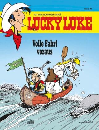 Lucky Luke - Volle Fahrt voraus