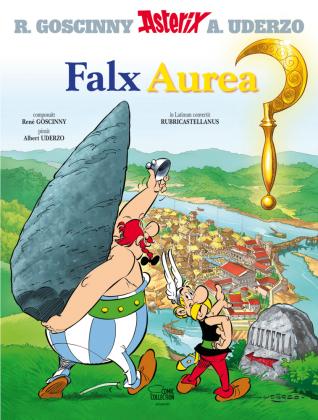 Asterix - Falx Aurea