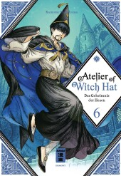 Atelier of Witch Hat - Limited Edition 06