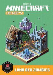 Minecraft - Los geht's! Land der Zombies Cover