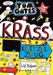 Tom Gates - Krass cooles Kritzel-Zeug Cover
