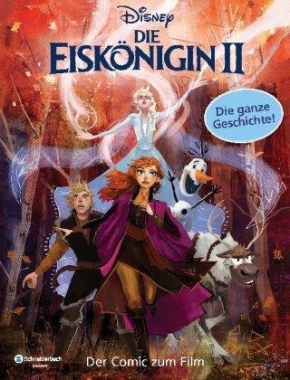 Disney - Die Eiskönigin 2