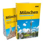 ADAC Reiseführer plus München Cover