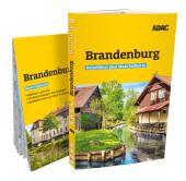 ADAC Reiseführer plus Brandenburg Cover