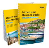 ADAC Reiseführer plus Istrien und Kvarner-Bucht Cover
