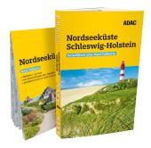 ADAC Reiseführer plus Nordseeküste Schleswig-Holstein mit Inseln Cover