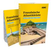 ADAC Reiseführer plus Französische Atlantikküste Cover