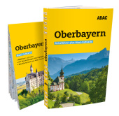 ADAC Reiseführer plus Oberbayern Cover