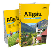 ADAC Reiseführer plus Allgäu Cover