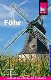 Reise Know-How Reiseführer Föhr Cover