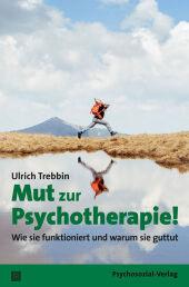 Mut zur Psychotherapie! Cover