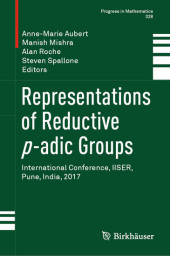 Representations of Reductive p-adic Groups