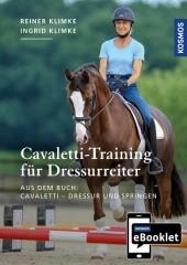 KOSMOS eBooklet: Cavaletti-Training für Dressurreiter