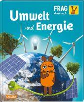 Frag doch mal ... die Maus!: Umwelt und Energie Cover