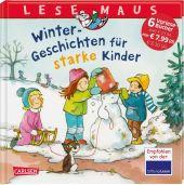 Winter-Geschichten für starke Kinder Cover