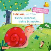Hör mal: Verse für Kleine: Kleine Schnecke, kleine Schnecke, m. Soundeffekten Cover